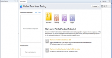 QTP/UFT- Automation Testing Tool for Beginners
