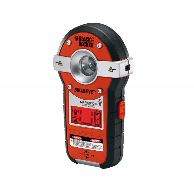 BLACK+DECKER BullsEye Line Laser With Stud Sensor BDL190S